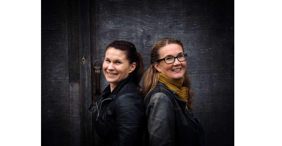 OmaKiertotie Paula Järnbäck ja Susanna Salmi